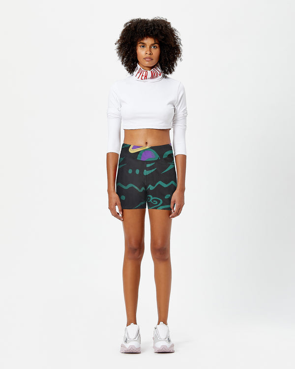 Sankofa Bike Shorts