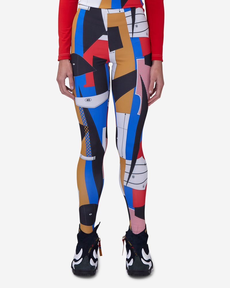 Derrick Adams Allover Print Leggings