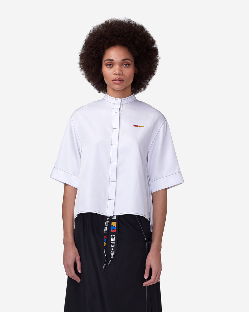 School Girl Buttondown Shirt