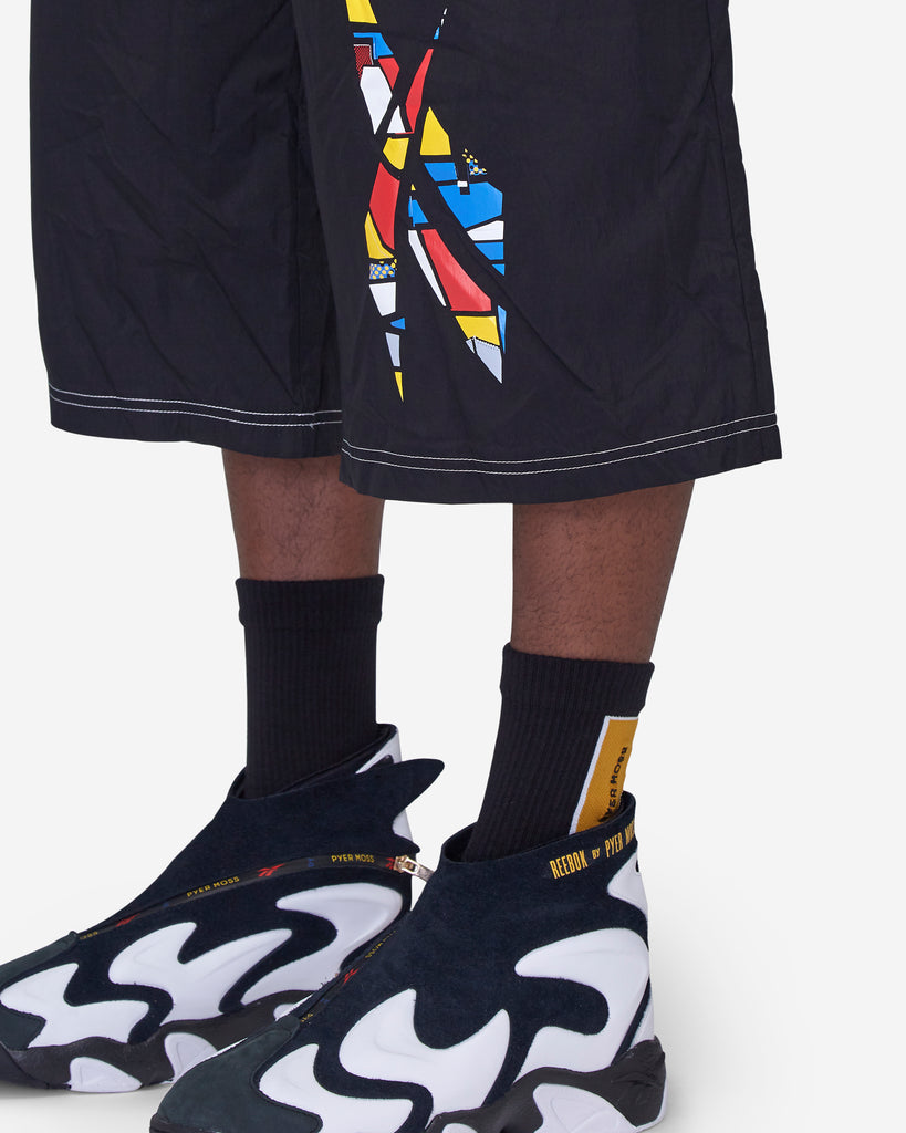 Derrick Adams Vector Jumbo Shorts