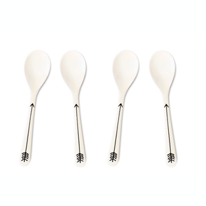 Bamboo Spoons - Set of 4