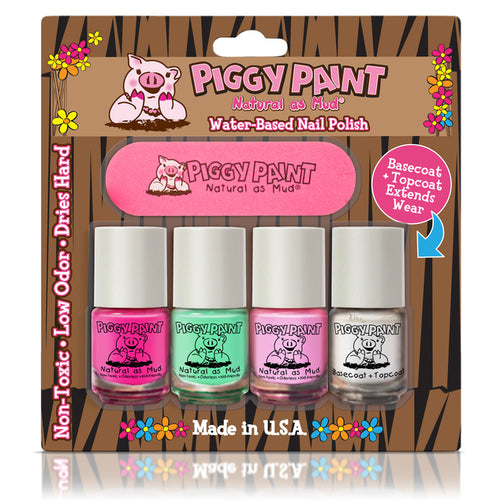 NAIL POLISH BONUS SET