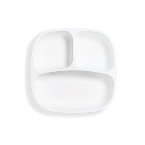 RePlay Divided Plate - White