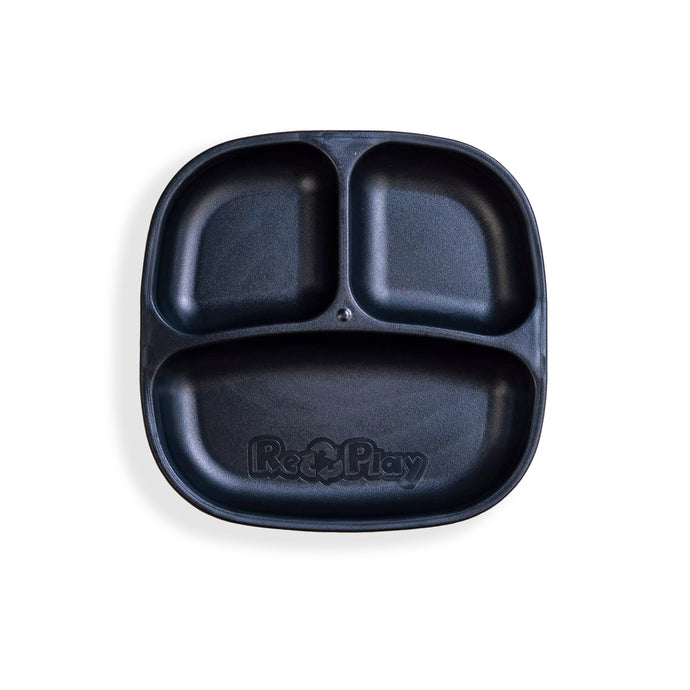 RePlay Divided Plate - Black