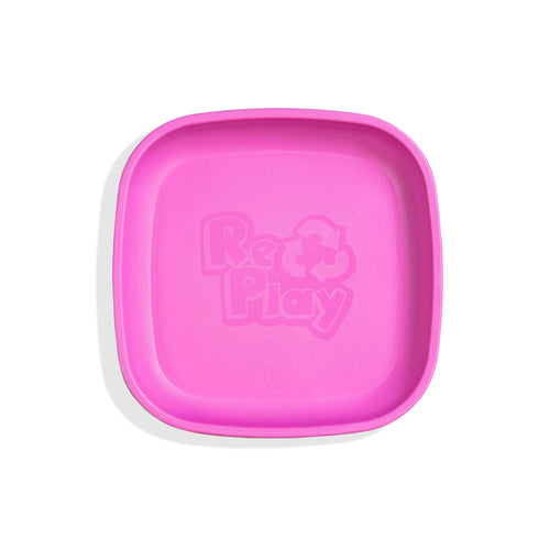 RePlay Flat Plate - Bright Pink