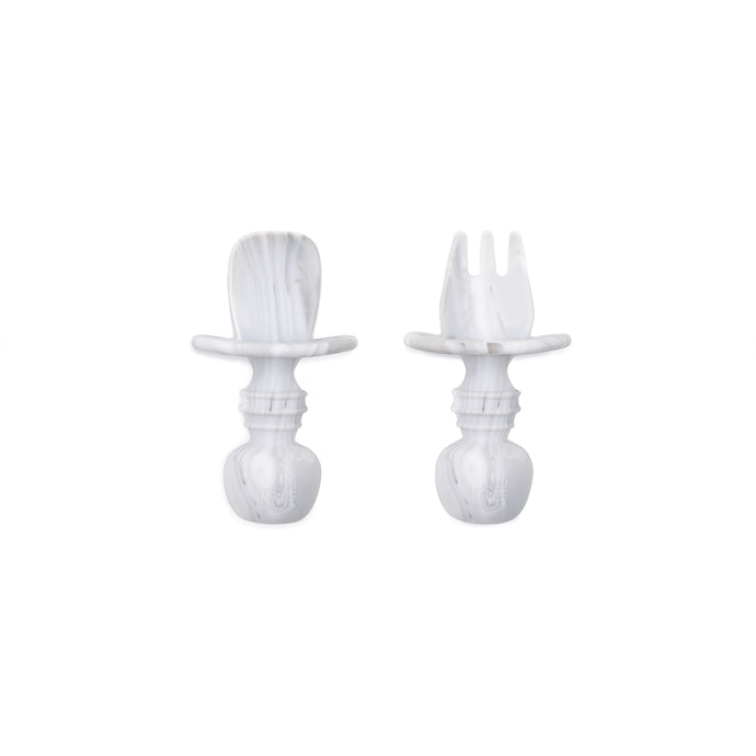 Silicone Chewtensils - Marble