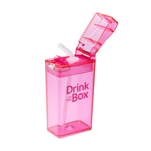 Drink in the Box 8oz - Pink