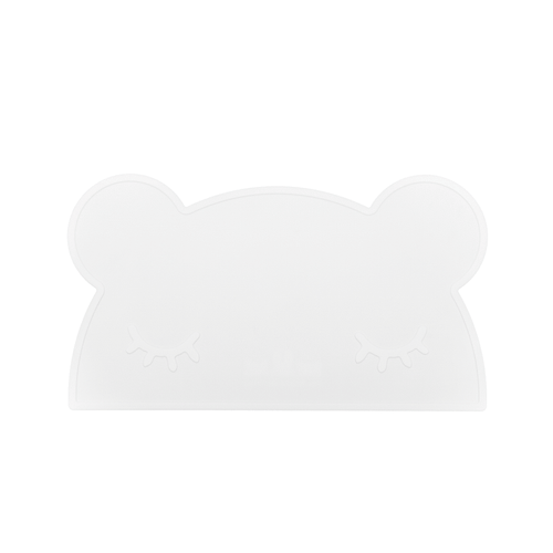 BEAR PLACIE - White