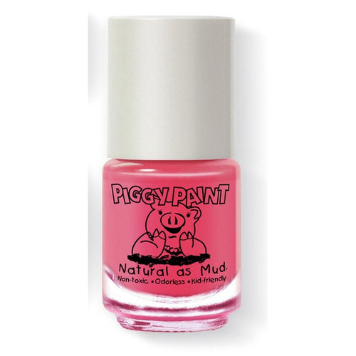 Scented Nail Polish - Rad Raspberry