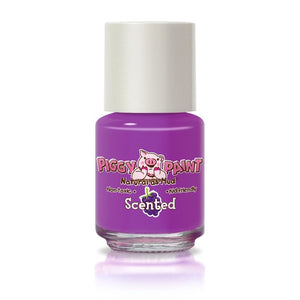 Scented Nail Polish - Grouchy Grape