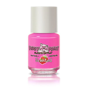 Scented Nail Polish - Sassy Strawberry
