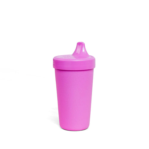 RePlay No Spill Sippy Cup - Bright Pink
