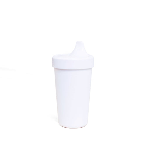 RePlay No Spill Sippy Cup - White