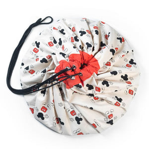STORAGE BAG & PLAYMAT - MICKEY COOL