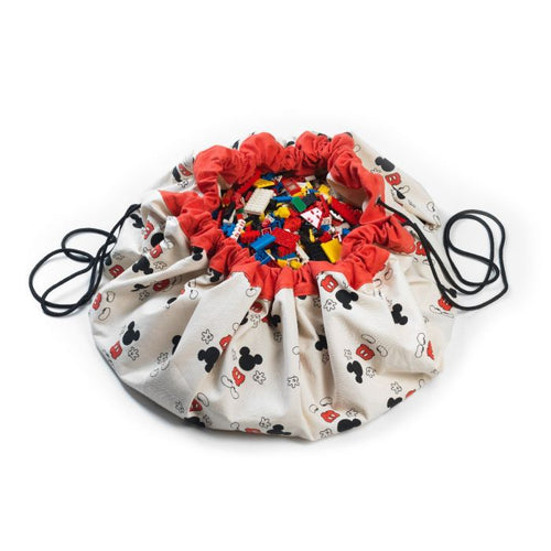 Mickey cool toy storage bag