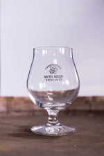 Nickel Brook Brewing Co Glassware. Choose the right vessel for the right beer.