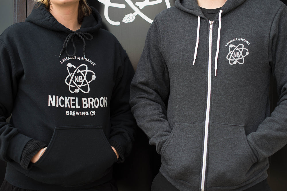 Nickel Brook Brewing Co. apparel and merchandise