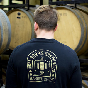 Barrel Crew Sweater (Unisex)