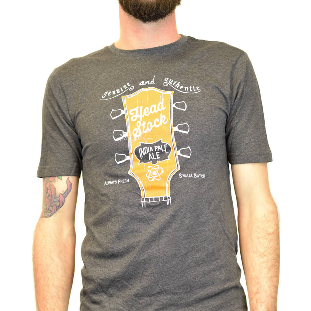 Nickel Brook Headstock IPA unisex T-shirt
