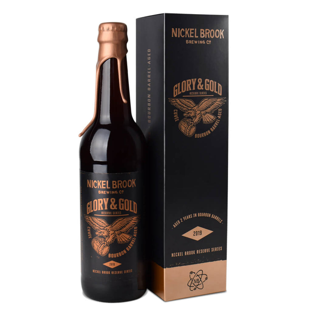 Glory & Gold - Barrel Aged Cuvee by Nickel Brook Brewing Co.