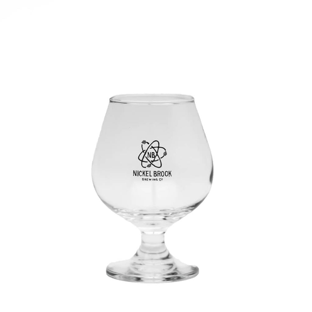 Nickel Brook Brewing Brandy Glass