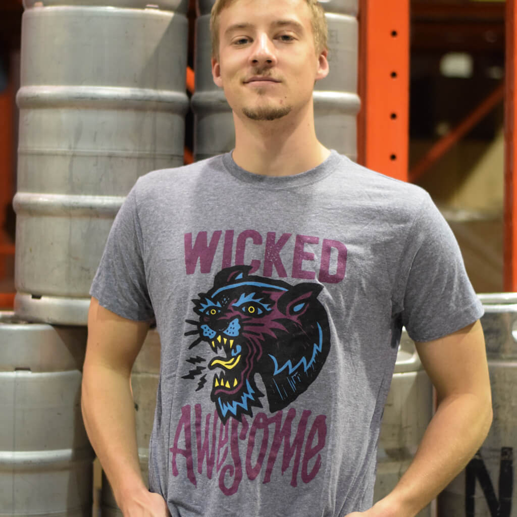 Nickel Brook's Wicked Awesome NEIPA T-shirt