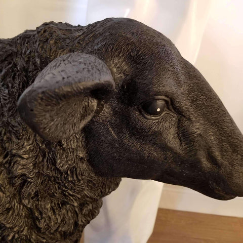 WHISTLER LIFE SIZE SHEEP-furniture stores regina-Hunters Furniture