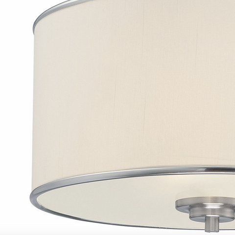 GROVE SATIN NICKLE LIGHTING-furniture stores regina-Hunters Furniture