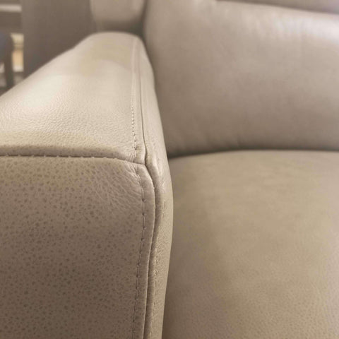 5TH AVE LEATHER RECLINERS-furniture stores regina-Hunters Furniture