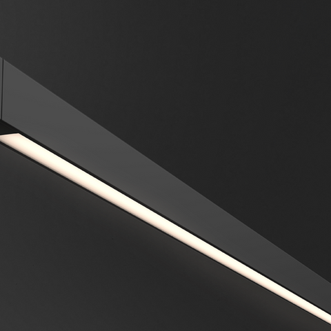 MINIMALIST BLACK LED LIGHTING-furniture stores regina-Hunters Furniture