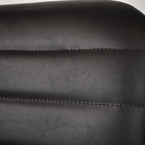 SILVER LAKE VEGAN LEATHER DINING CHAIRS-furniture stores regina-Hunters Furniture