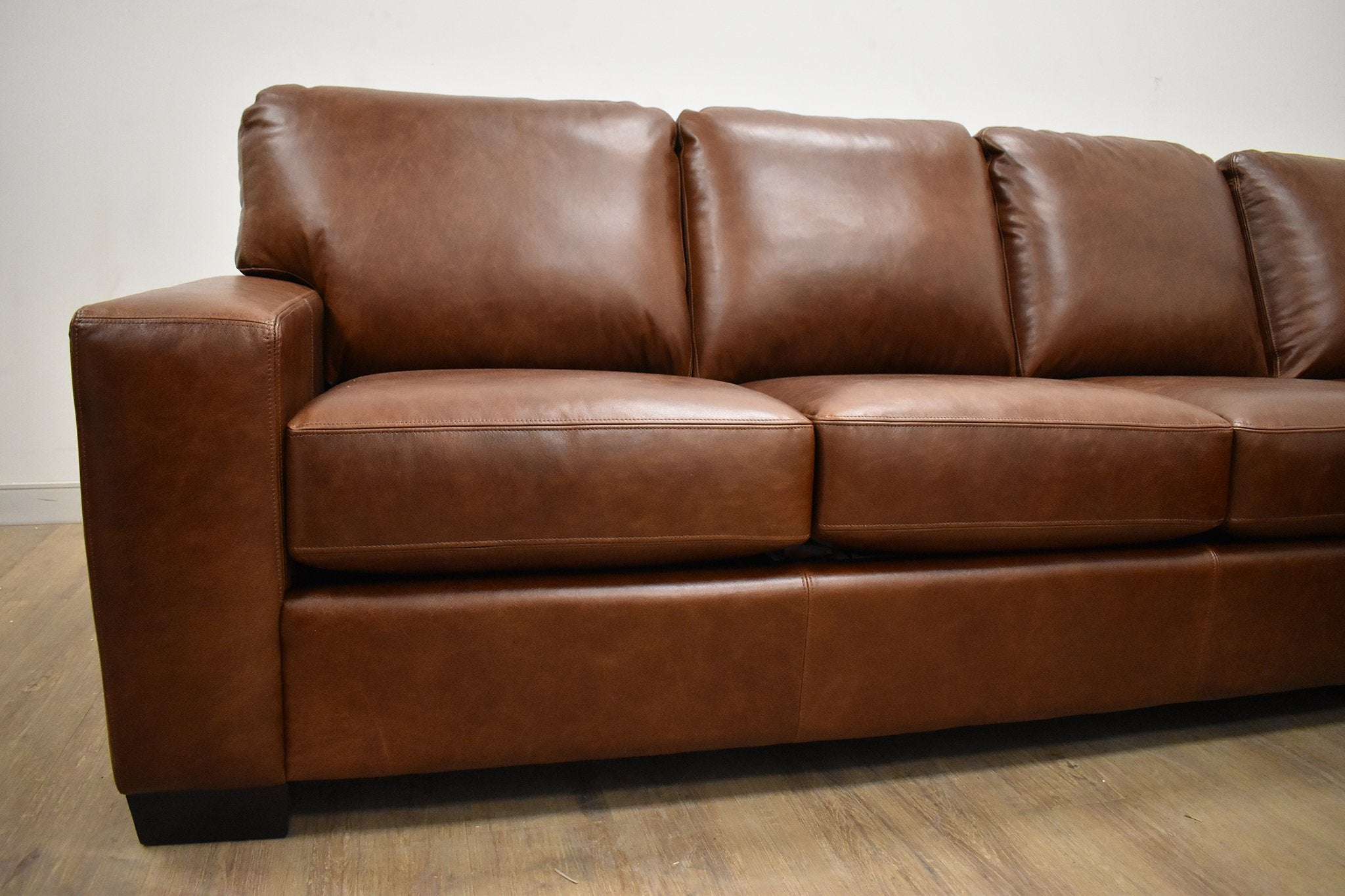 RED DEER CUSTOM LEATHER SOFAS-furniture stores regina-Hunters Furniture