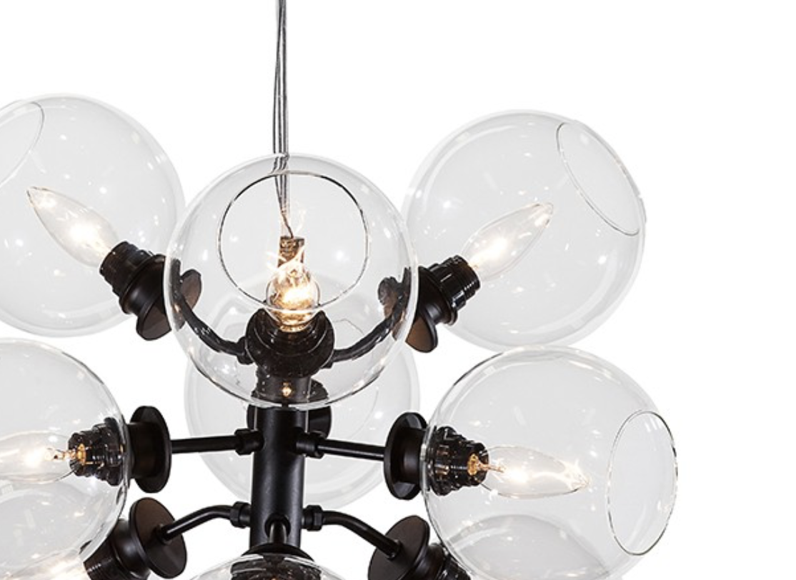 ATOM CLEAR LIGHTING-furniture stores regina-Hunters Furniture