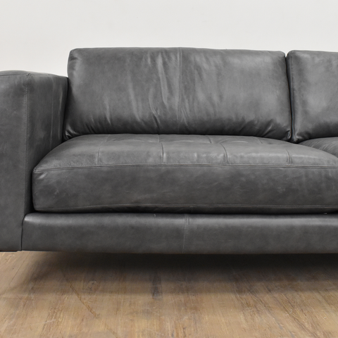 MIAMI CUSTOM LEATHER SOFAS-furniture stores regina-Hunters Furniture