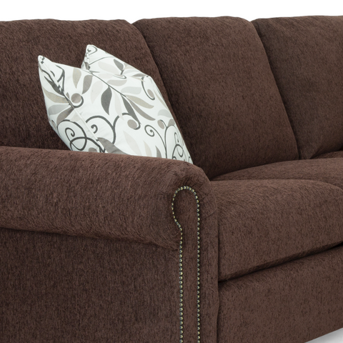 KINGSTON CUSTOM FABRIC SOFAS-furniture stores regina-Hunters Furniture