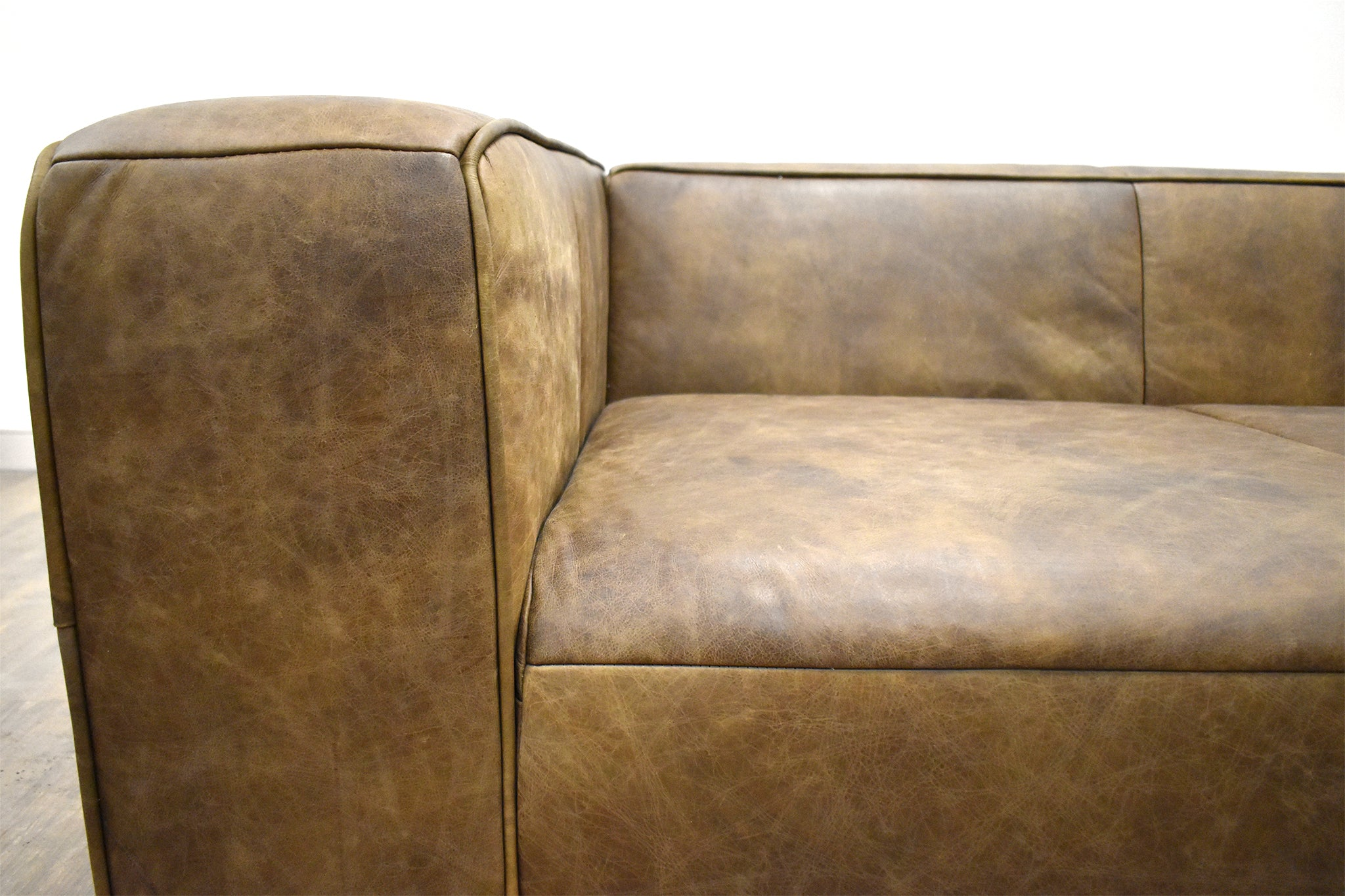TRIBECA LEATHER SOFAS-furniture stores regina-Hunters Furniture