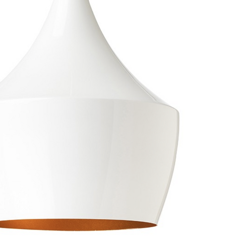 MINIMALIST PENDENTS WHITE-furniture stores regina-Hunters Furniture