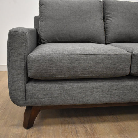 MID-CENTURY FABRIC SOFAS-furniture stores regina-Hunters Furniture