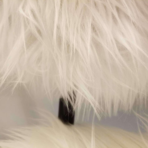 SOUTH BEACH FURRY CHAIR-furniture stores regina-Hunters Furniture