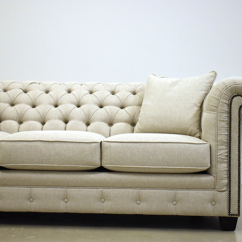 BEAUMONT CUSTOM FABRIC SOFAS-furniture stores regina-Hunters Furniture