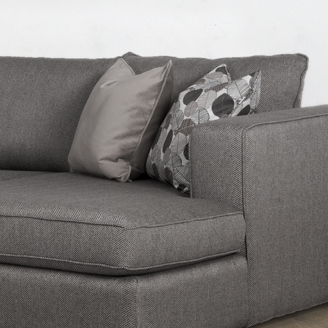 TORONTO CUSTOM FABRIC SOFAS AND SECTIONALS-furniture stores regina-Hunters Furniture