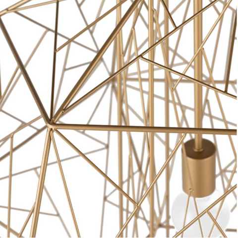 GEOMETRIC GOLD LIGHTING-furniture stores regina-Hunters Furniture