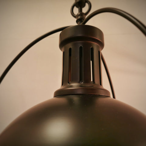 STOWE BRONZE LIGHTING-furniture stores regina-Hunters Furniture