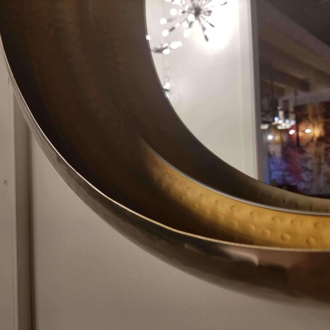 GOLD AND SILVER MIRRORS-furniture stores regina-Hunters Furniture
