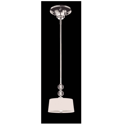 (Item Discontinued) Murren Mini Pendant Polished Nickel-furniture stores regina-Hunters Furniture