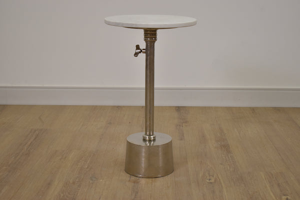 (Item Discontinued) N255A  - 1212'' Side Table - FINAL SALE-furniture stores regina-Hunters Furniture