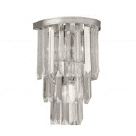 (Item Discontinued) Tierney 2 Light Sconce Polished Nickel-furniture stores regina-Hunters Furniture