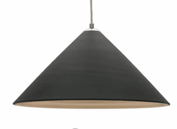 COLETTE PENDANT LIGHTING BLACK-furniture stores regina-Hunters Furniture