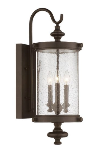 Palmer Wall Lantern Walnut Patina 26-furniture stores regina-Hunters Furniture