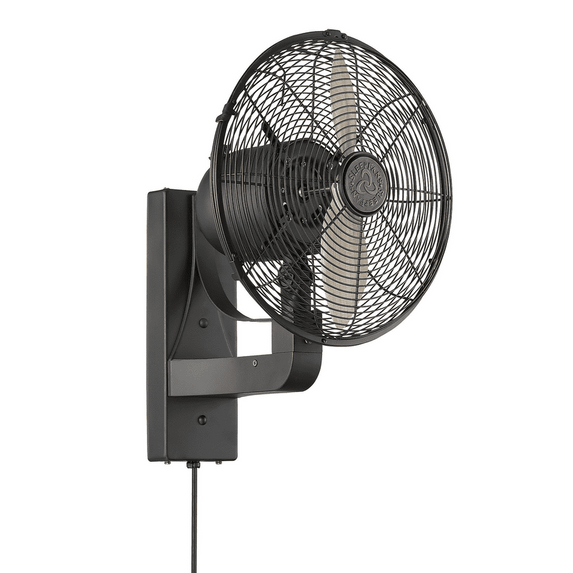 (Item Discontinued) Skyy Wall Fan English Bronze-furniture stores regina-Hunters Furniture